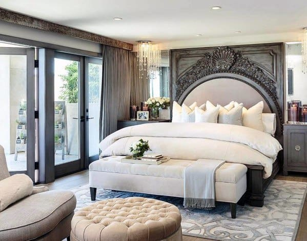 Bedroom decor vintage1