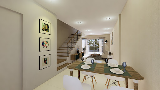 Second hand townhouse